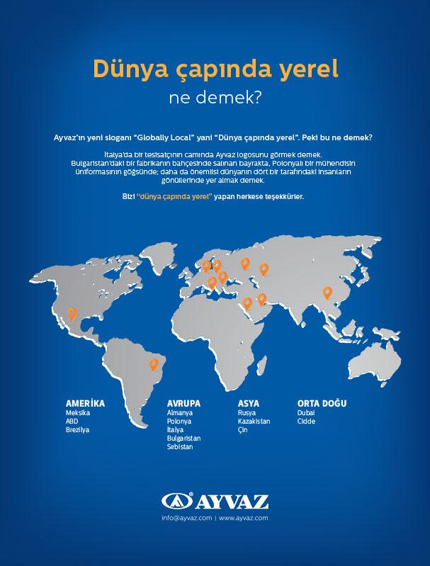 Dergi Reklamý / Ayvaz