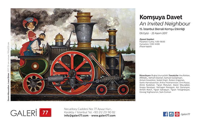 Dergi Reklamý / Galeri 77