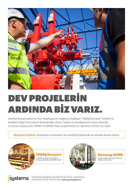 Dergi Reklamý / I-Systems