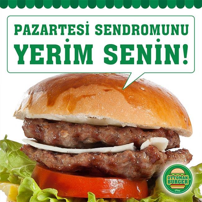 Sosyal Medya / Ottoman Burger