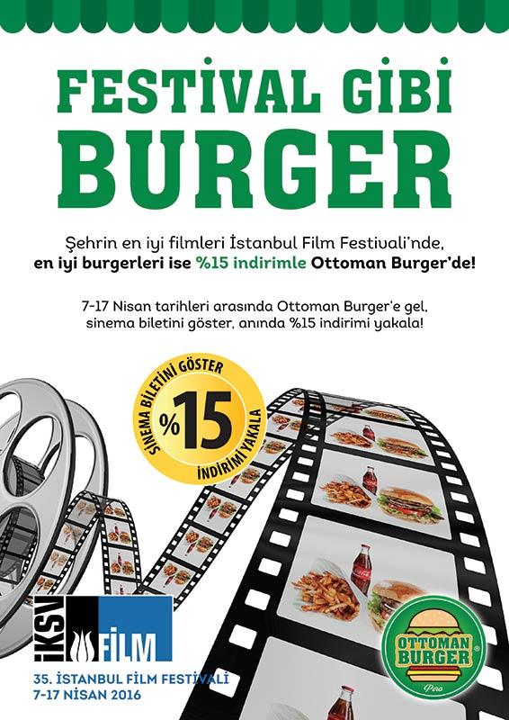 Poster / Ottoman Burger