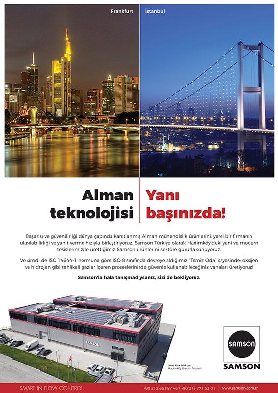 Dergi Reklamý / Samson